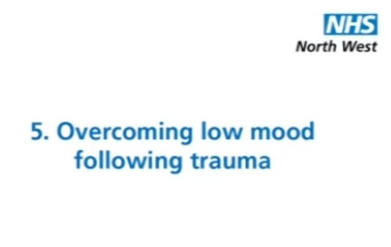 Thumbnail for PTSD: Overcoming low mood