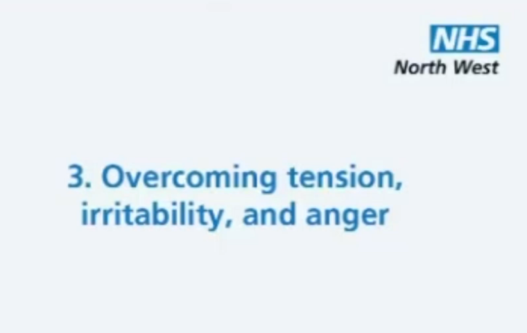 Thumbnail for PTSD: Overcoming tension, irritability and anger