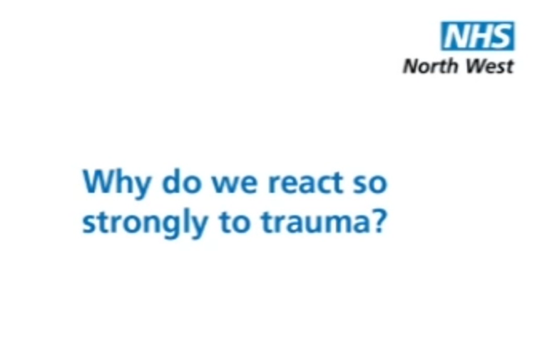 Thumbnail for Why do we react so strongly to trauma?