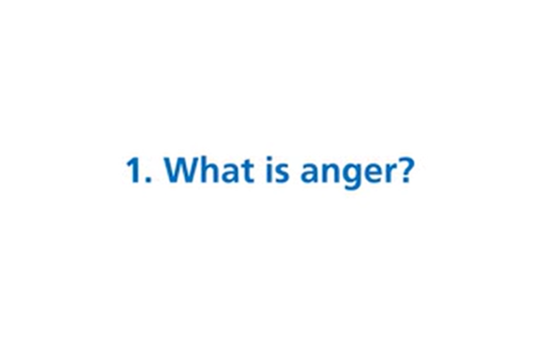 Thumbnail for What is anger?
