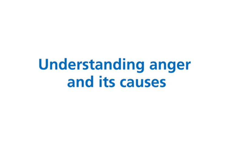 Thumbnail for Understanding anger and its causes