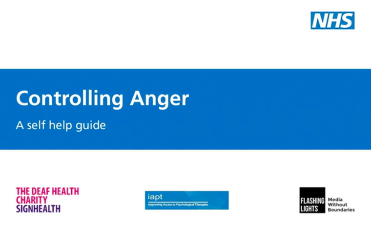 Thumbnail for What is it like to be angry?
