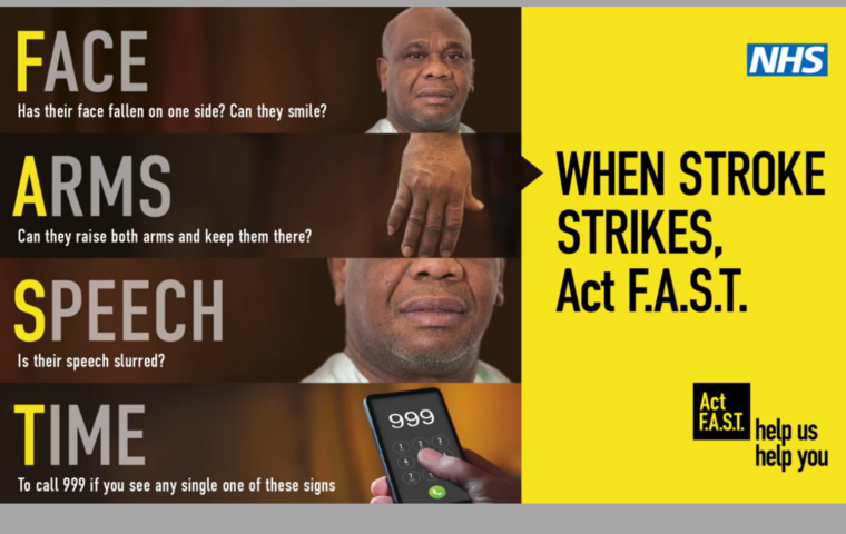Thumbnail for When stroke strikes, act F.A.S.T.